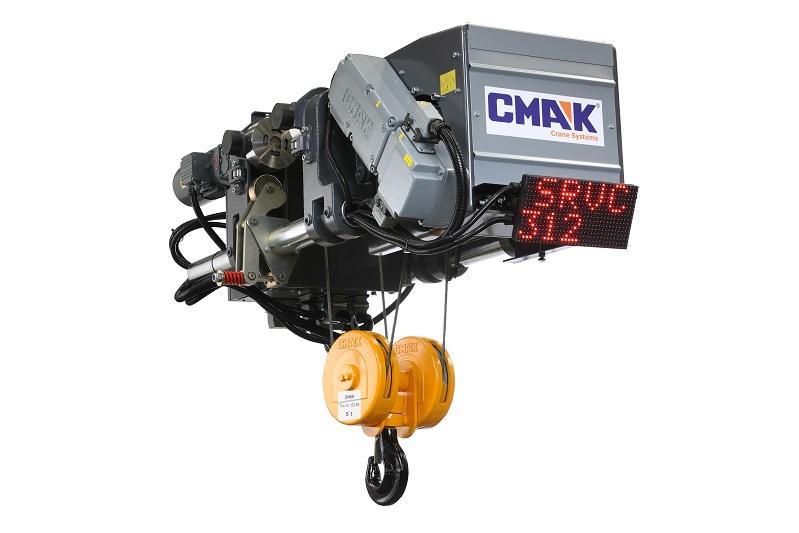 CMAK CMK elektrische staaldraadtakel