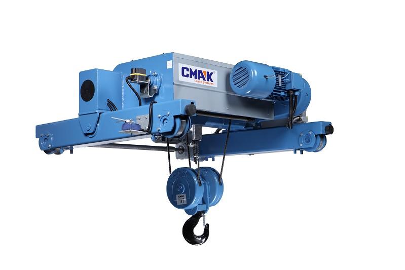 CMAK CMX elektrische staaldraadtakel